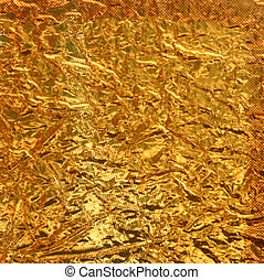 Gold glass background