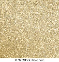 Gold Glitter Background Texture - Glittery gold background...