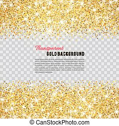 Gold glitter texture with sparkles - Gold glitter texture...