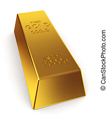 Gold ingot