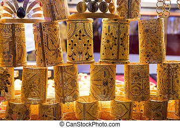 Gold Jewelry at the Grand Bazaar
