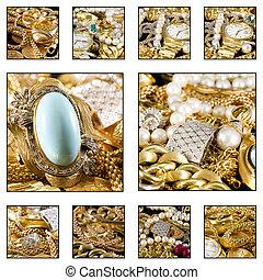 gold, juwelen