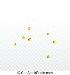 gold, konfetti, celebration.