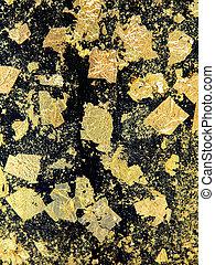 gold-leaf
