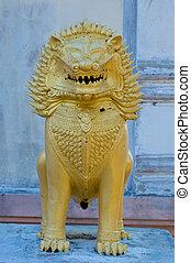 gold lion status