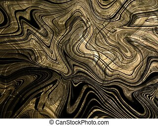 Gold Marbling Texture design for poster, brochure, ...