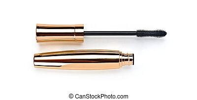 gold mascara wand