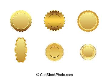 Gold Medals