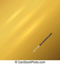 Gold metal texture.