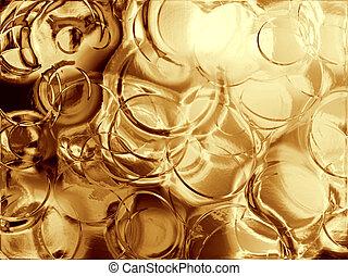 gold metallic background