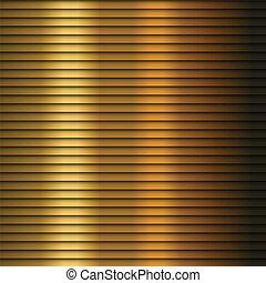 gold, muster, seamless, gelber streifen, hintergrund