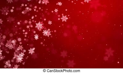 Gold Particles abstract loop Background shining stars dust snow bokeh glitter awards dust.