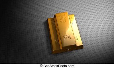 Gold performance chart