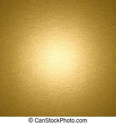 Gold Plate Texture