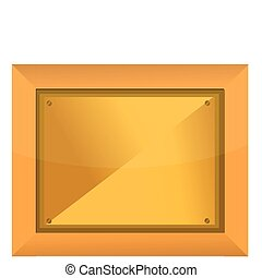 Gold Plate