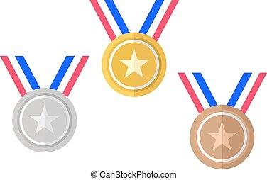 gold-silver-bronze-prize