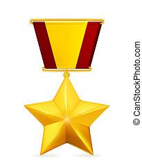 Gold star, 10eps