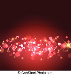 gold stars and bokeh lights background 1911