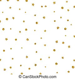 gold stars background 0812