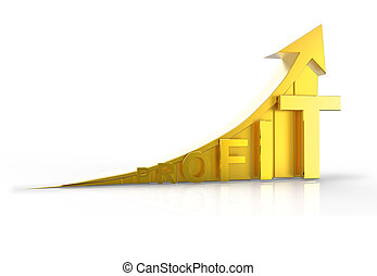 Gold Success graphic
