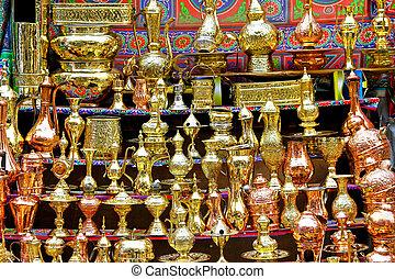 Gold Teapots