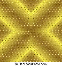 Gold Texture Unusual Vector