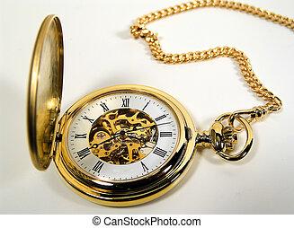 Gold Watch