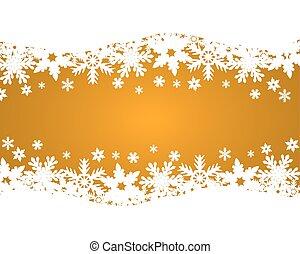 gold, weihnachten, hintergrund