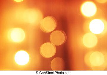 gold, weihnachten, hintergrund, festlicher