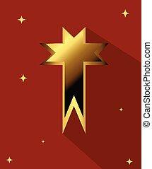 Golden Aaronic Order Church Symbol