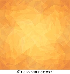 Golden Abstract background for text and design