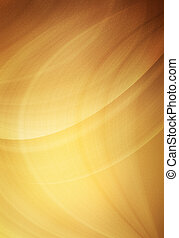 Golden abstract background with lights and highlights