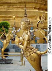 Golden Angle at Golden Palace, Bangkok, Thailand