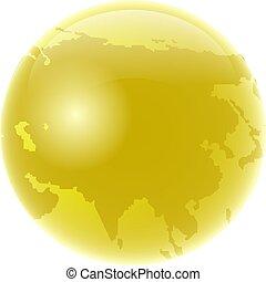golden asia