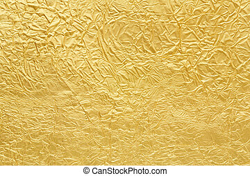 Golden background texture