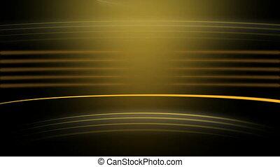Golden Basic Stroke Seamless