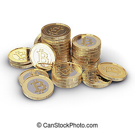 Golden Bitcoin digital currency - Golden Bitcoin ...