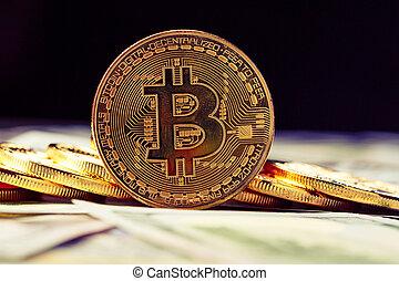 Golden Bitcoins - new virtual money - Golden Bitcoins (new...