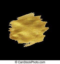Golden Blot Banner