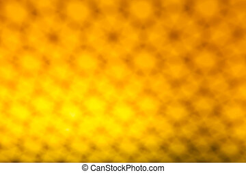 golden bokeh abstract blurred light background