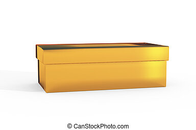 golden box case