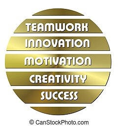 Golden Business motivation slogans