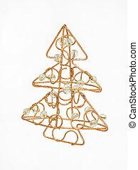 golden christmas tree - goldener christbaum - golden...