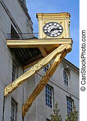 Golden Clock