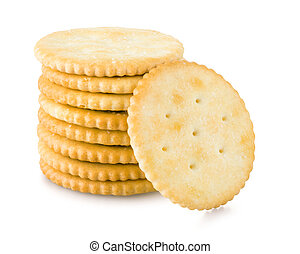 Golden crackers