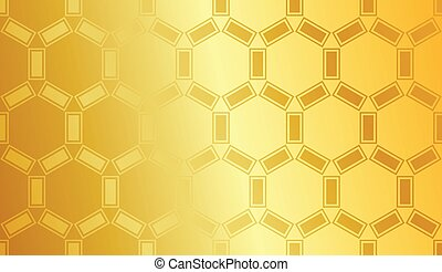 Golden Creative Multicolored Blurred Background. Elegant Background With Polygonal Line. Triangular Style. Vector Illustration. Modern Design For You Business, Project
