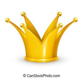 Golden Crown, eps10