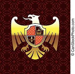 Golden Eagle Royal Logo