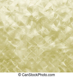 Golden elegant mosaic background. EPS 8 vector file included