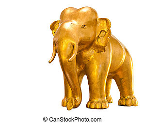 golden elephant